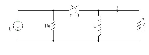 natural response of first order rc and rl circuits